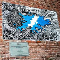 Inauguración Mural Malvinas