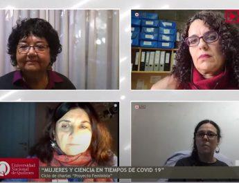 """Ciclo Proyecto Feminista, Encuentro 4: """"Mujeres y Ciencia en tiempos de COVID-19"""""""